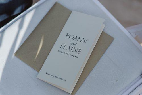 Elaine & Roann LR-730